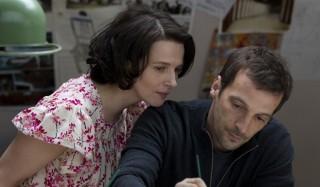Juliette Binoche en Mathieu Kassovitz in La vie d'une autre