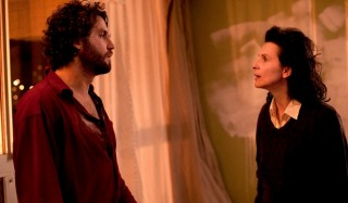 Edgar Ramirez en Juliette Binoche in À coeur ouvert