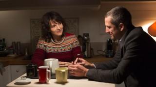 Juliette Binoche en Guillaume Canet in Doubles vies