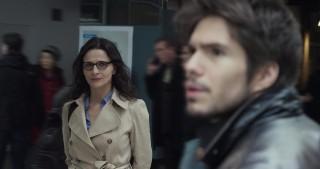 Juliette Binoche en François Civil in Celle que vous croyez