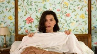 Juliette Binoche in La bonne épouse
