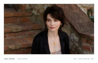 Juliette Binoche in Copie conforme