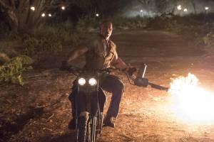 Jumanji: Welcome to the Jungle 3D: Dwayne Johnson (Dr. Smolder Bravestone)