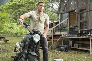 Jurassic World: Chris Pratt (Owen)