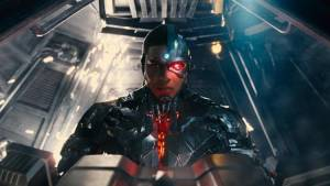 Justice League 3D: Ray Fisher (Victor Stone / Cyborg)
