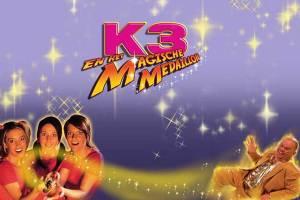 K3 en het Magische Medaillon filmstill