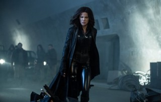 Kate Beckinsale in Underworld: Blood Wars