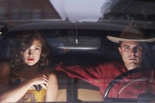 Casey Affleck en Kate Hudson in The Killer Inside Me