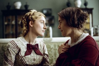 Saoirse Ronan en Kate Winslet in Ammonite