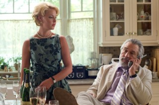 Katherine Heigl en Robert De Niro in The Big Wedding