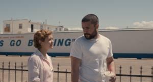 Katie Says Goodbye: Olivia Cooke (Katie) en Christopher Abbott (Bruno)