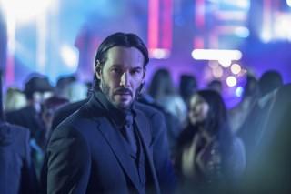 Keanu Reeves in John Wick: Chapter Two