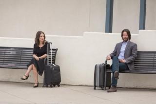 Winona Ryder en Keanu Reeves in Destination Wedding