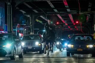 Keanu Reeves in John Wick 3: Parabellum