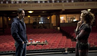Keanu Reeves en Vera Farmiga in Henry's Crime