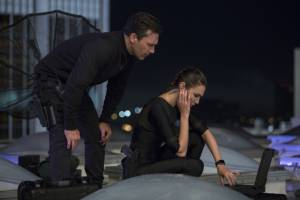Keeping Up with the Joneses: Jon Hamm (Tim Jones) en Gal Gadot (Natalie Jones)