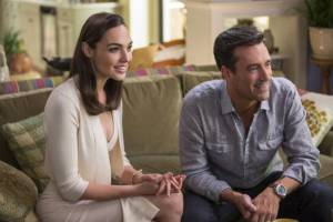 Keeping Up with the Joneses: Gal Gadot (Natalie Jones) en Jon Hamm (Tim Jones)