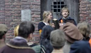 Kenau: Lisa Smit (Gertruide) en Matthijs van de Sande Bakhuyzen (Pieter Ripperda)