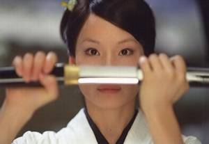 Lucy Liu als 'O-Ren Ishii'