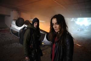 Kill Switch: Tygo Gernandt (Michael de Ruiter) en Bérénice Marlohe (Abby Vos)