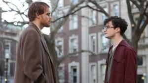 Kill Your Darlings: Michael C. Hall (David Kammerer) en Daniel Radcliffe (Allen Ginsberg)