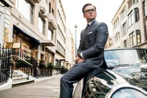 Kingsman: The Golden Circle 3D: Taron Egerton (Gary 'Eggsy' Unwin)