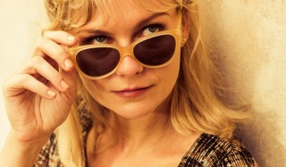Kirsten Dunst in The Two Faces of January