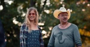 Kleine IJstijd: Hannah Hoekstra (Delphina) en Steef Cuijpers (Lo)