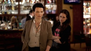 Juliette Binoche en Kristen Stewart in Clouds of Sils Maria
