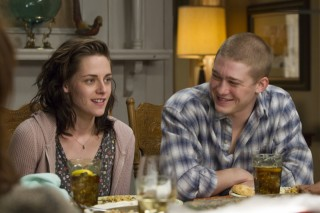 Kristen Stewart en Joe Alwyn in Billy Lynn's Long Halftime Walk