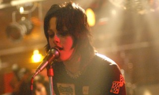 Kristen Stewart in The Runaways