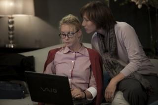 Ludivine Sagnier en Kristin Scott Thomas in Crime d'amour