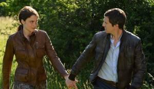 L'homme qu'on aimait trop: Adele Haenel (Agnès Le Roux) en Guillaume Canet (Maurice Agnelet)