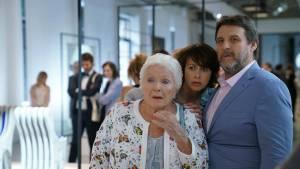 La ch'tite famille: Line Renaud en Dany Boon