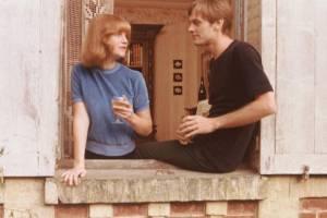 Isabelle Huppert (Pomme) en Yves Beneyton (François)