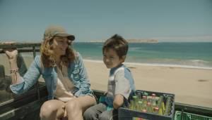 La Holandesa: Rifka Lodeizen (Maud) en Cristóbal Farias (Messi)