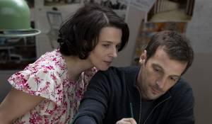 La vie d'une autre: Juliette Binoche (Marie Speranski) en Mathieu Kassovitz (Paul Speranski)
