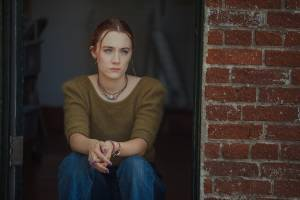 Ladies Night: Lady Bird: Saoirse Ronan (Christine 'Lady Bird' McPherson)