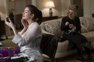 Ladies Night: Ocean's 8: Sandra Bullock (Debbie Ocean) en Helena Bonham Carter (Rose)