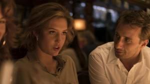 Le Fidèle: Adèle Exarchopoulos (Bibi Delhany) en Matthias Schoenaerts (Gigi Vanoirbeek)