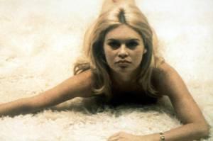 Le Mépris: Brigitte Bardot (Camille Javal)