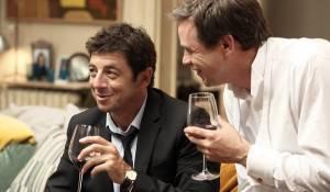 Patrick Bruel (Vincent) en Guillaume De Tonquedec (Claude)