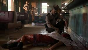 Leatherface filmstill