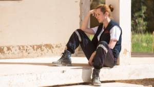 Les chevaliers blancs: Louise Bourgoin (Laura Turine)