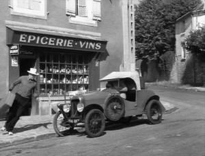 Les Vacances de Monsieur Hulot filmstill