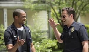 Let's Be Cops: Damon Wayans Jr. en Jake M. Johnson