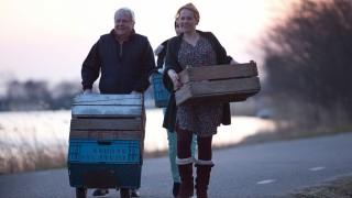 Dick van den Toorn en Lies Visschedijk in Soof
