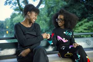 Little: Issa Rae (April Williams) en Marsai Martin (Little Jordan Sanders)