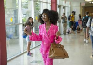 Little: Marsai Martin (Little Jordan Sanders)