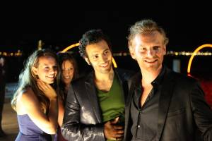Loft: Barry Atsma (Matthias) en Marwan Kenzari (Tom (as Chico Kenzari))